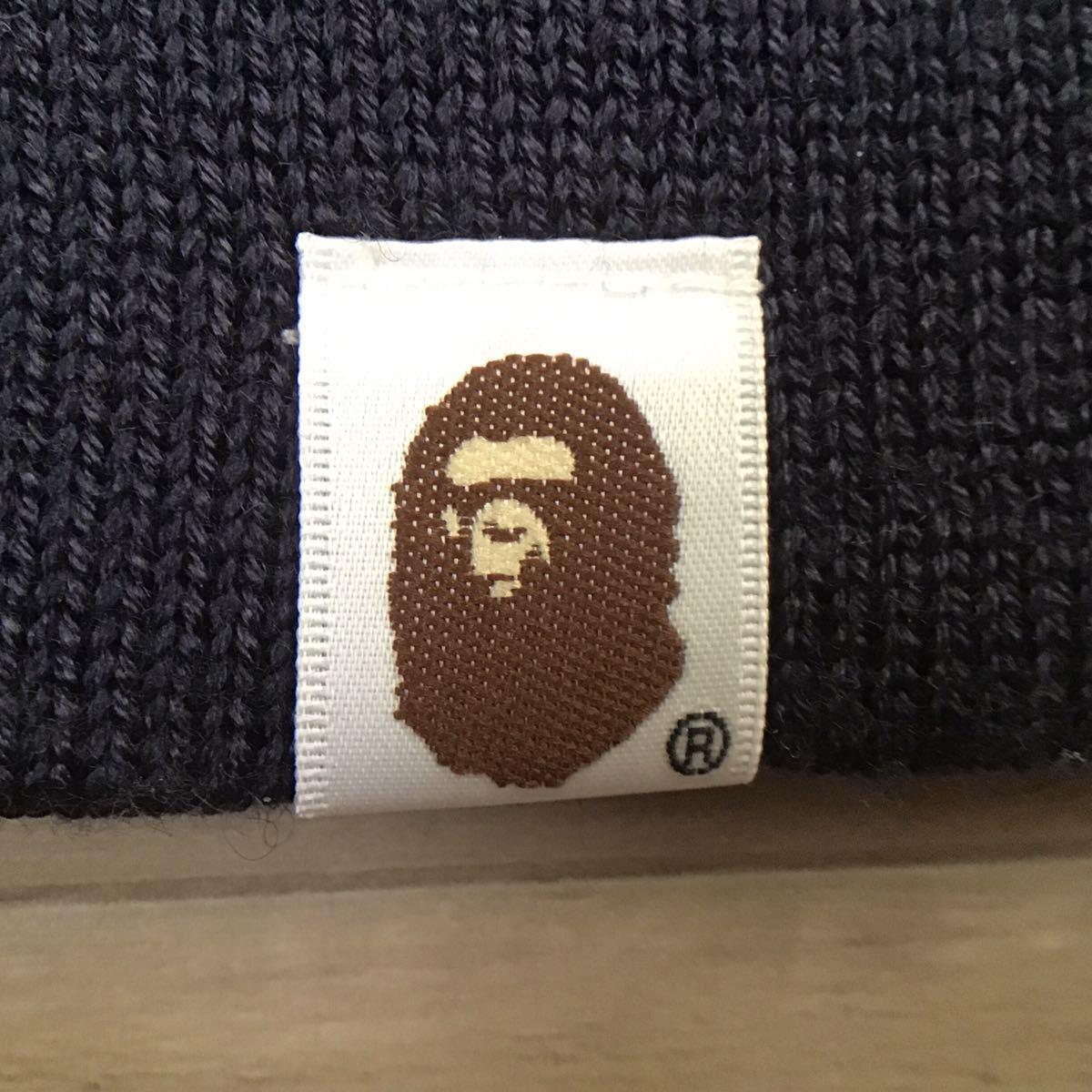 swarovski ape face ニット帽 ビーニー a bathing ape BAPE Beanie エイプ ベイプ アベイシングエイプ スワロフスキー 帽子 1470