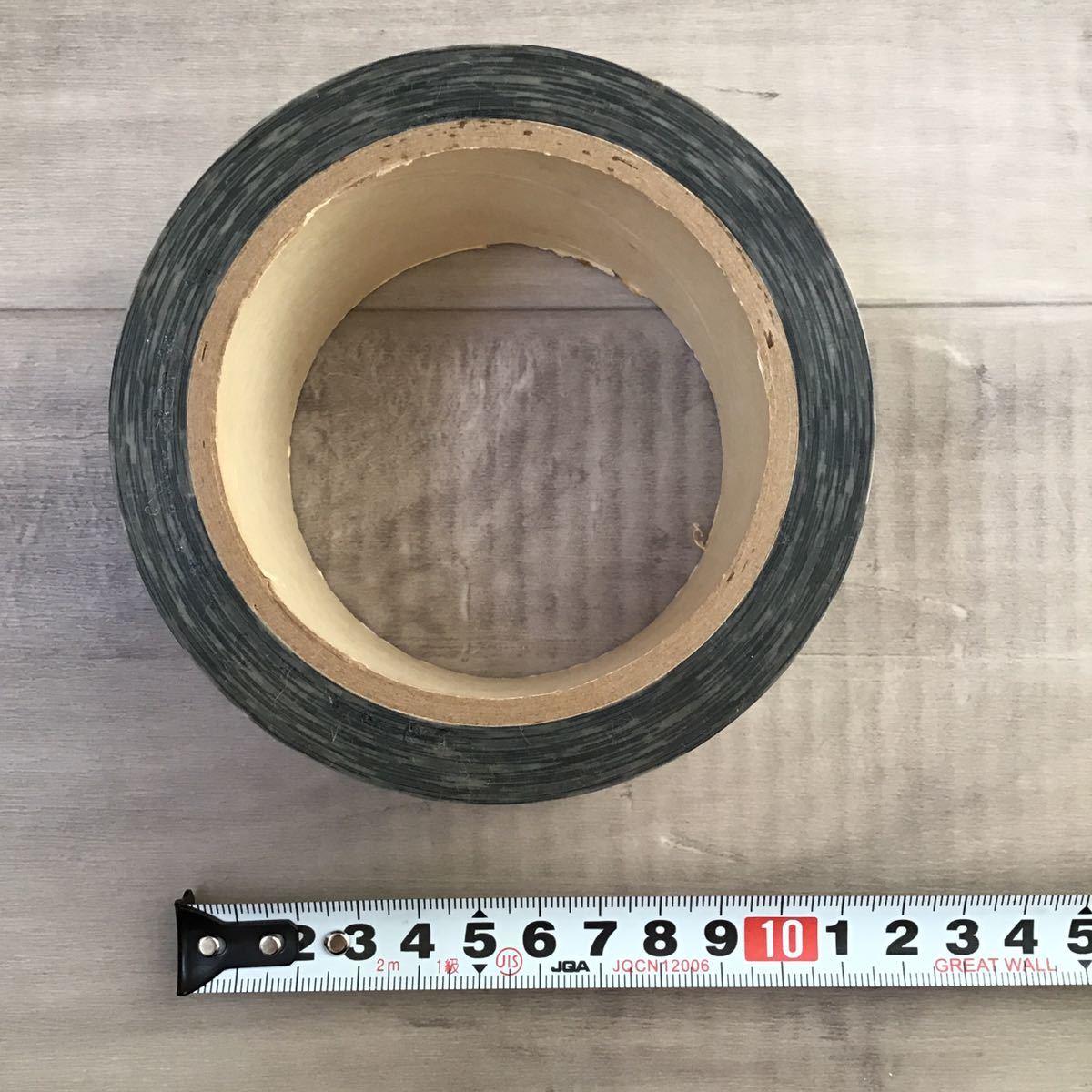 ★激レア★ bape tape テープ a bathing ape コレクション エイプ ベイプ アベイシングエイプ グレーカモ 1st camo カモフラ nigo 08da