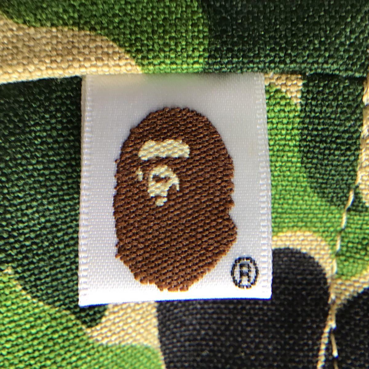 ★非売品★ リバーシブル トートバッグ ABC camo college logo a bathing ape BAPE mania エイプ ベイプ bag アベイシングエイプ 会員限定