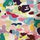 ★新品★ マルチカモ 半袖シャツ Mサイズ a bathing ape BAPE multi camo エイプ ベイプ アベイシングエイプ NIGO 迷彩 vintage 32cb