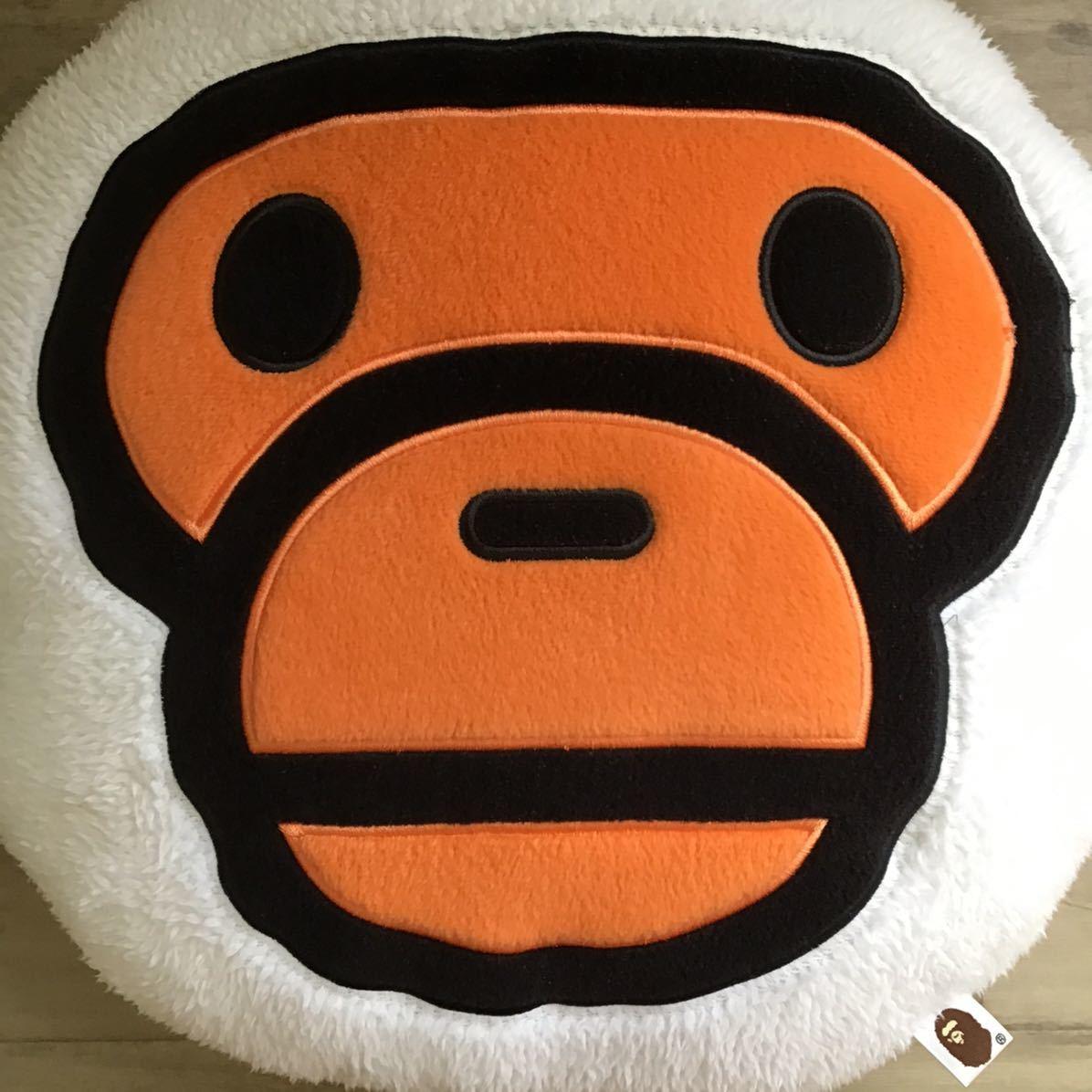 マイロ クッション a bathing ape bape baby milo cushion エイプ ベイプ アベイシングエイプ コレクション グッズ nigo 3214
