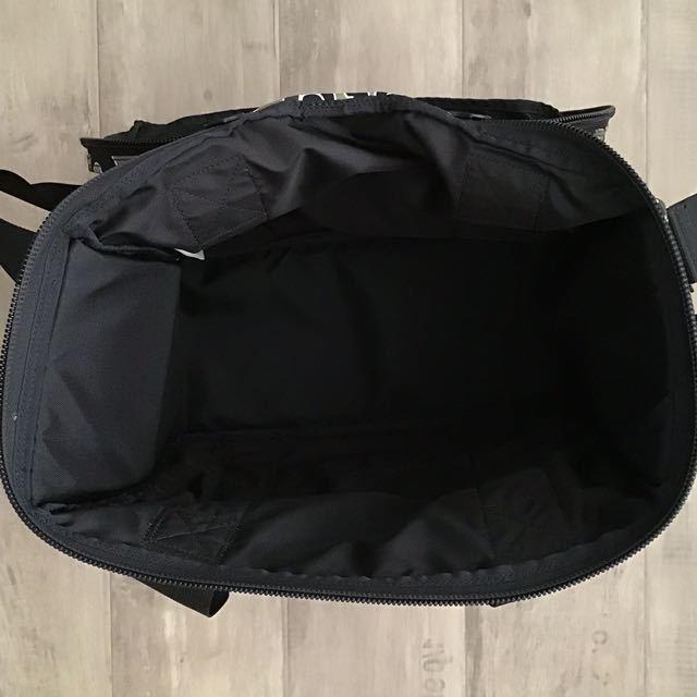 ★激レア★ sta camo DJ bag a bathing ape BAPE bag サイケカモ エイプ ベイプ アベイシングエイプ nigo ショルダー バッグ レコード