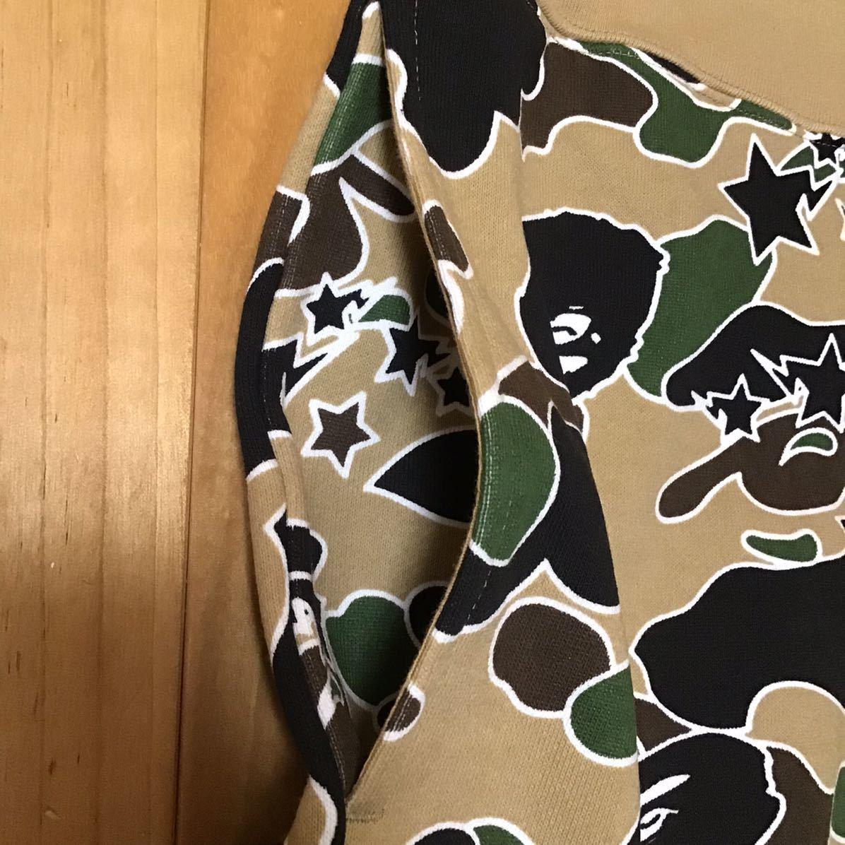 ★新品★ 2XLサイズ STA CAMO スウェット ハーフパンツ a bathing ape BAPE sweat shorts エイプ ベイプ アベイシングエイプ ショーツ XXL