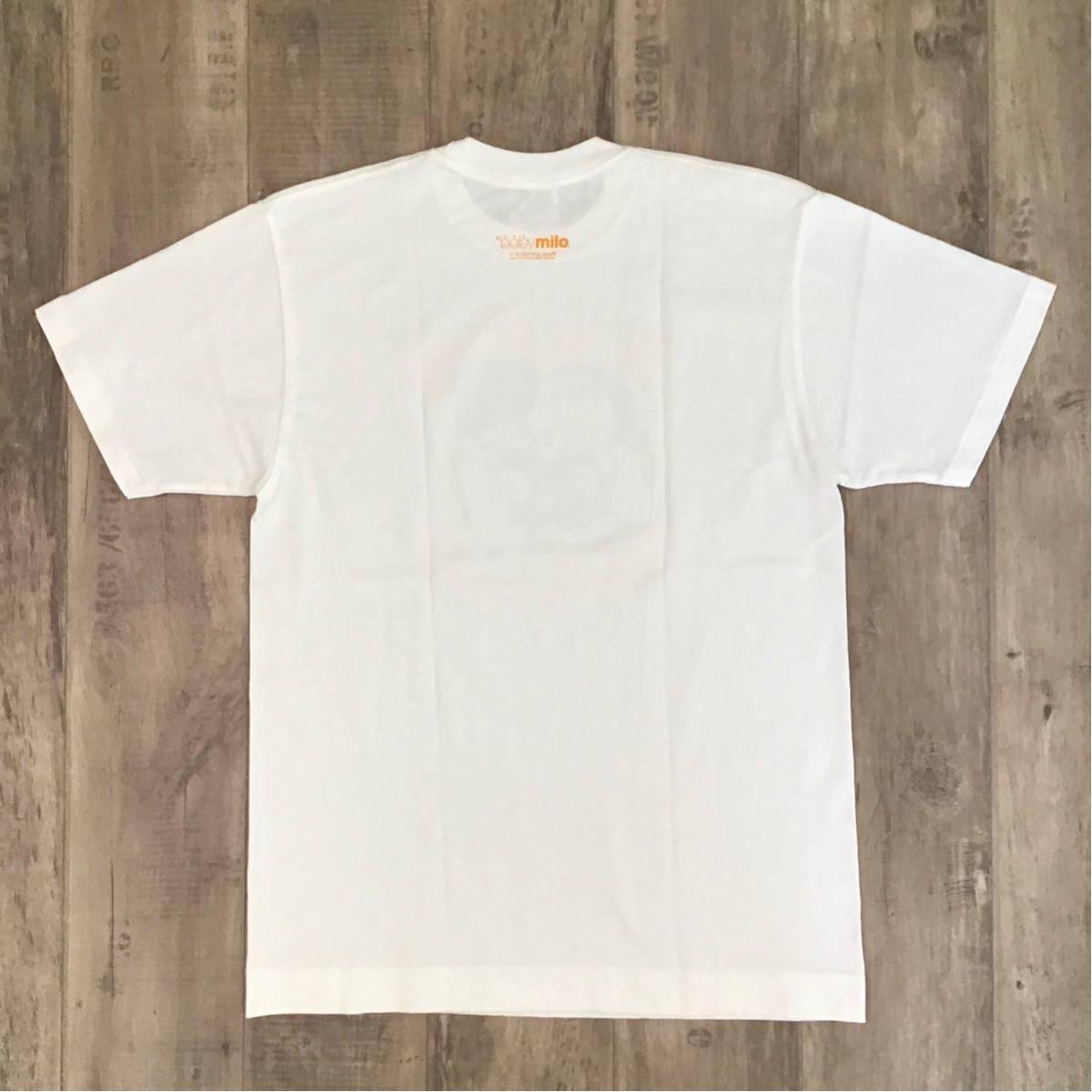 ★激レア★ ムック限定 マイロ & リサ sexy Tシャツ Mサイズ milo a bathing ape bape mook limited エイプ ベイプ アベイシングエイプ zp5