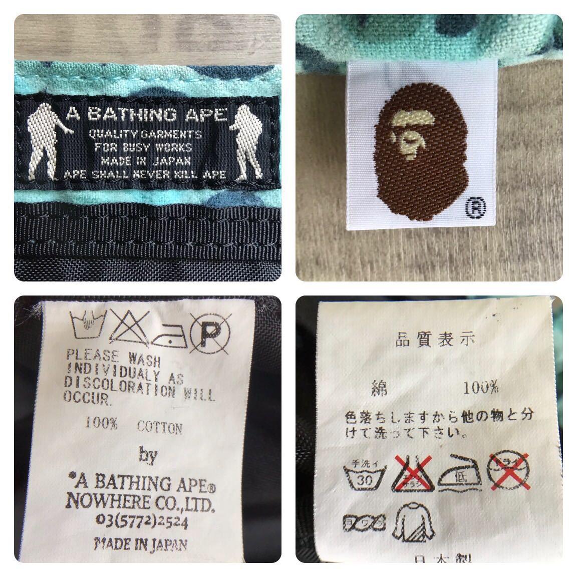 ★激レア★ GARY PANTER × BAPE トートバッグ a bathing ape tote bag ゲイリーパンター エイプ ベイプ アベイシングエイプ バッグ nigo