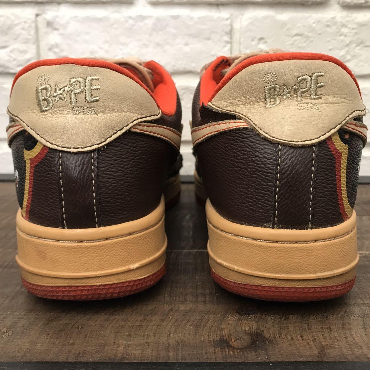 ★激レア★ BAPESTA kanye west 27.5cm a bathing ape BAPE ベイプスタ カニエ エイプ ベイプ スニーカー sneakers College Dropout nigo
