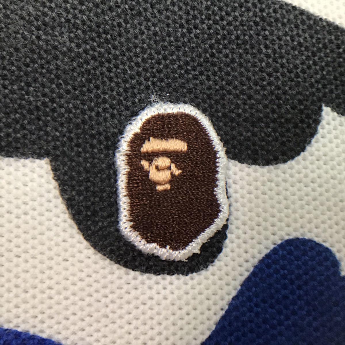 ★前橋限定★ maebashi city camo ポロシャツ Mサイズ a bathing ape bape エイプ ベイプ アベイシングエイプ 都市限定 store limited 5142
