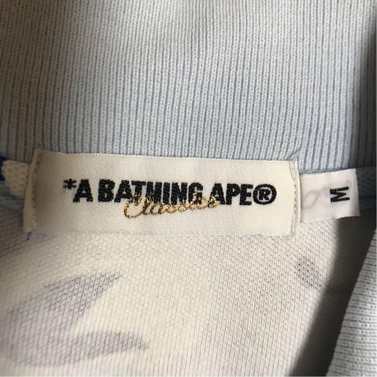 ★名古屋限定★ nagoya city camo ポロシャツ M a bathing ape bape エイプ ベイプ アベイシングエイプ 都市限定 店舗限定 カモフラ 迷彩