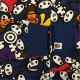 ★新品★ MY MELODY × BAPE シャーク パーカー レディース XSサイズ a bathing ape shark full zip hoodie milo マイロ エイプ ベイプ 31