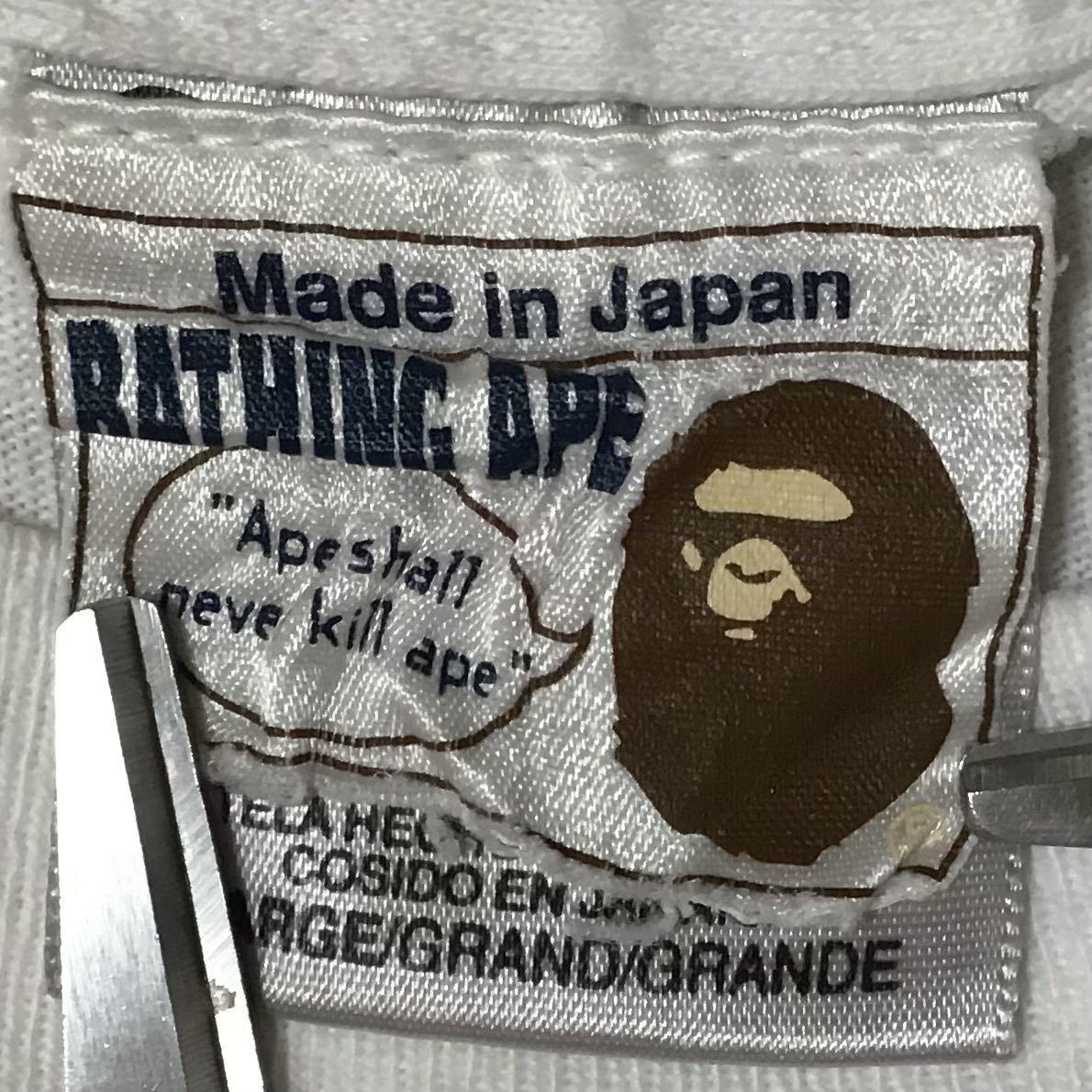 ★激レア★ 初期 GAMMA APE Tシャツ Lサイズ oneita a bathing ape bape 裏原宿 90s エイプ ベイプ nigo スケシン nowhere vintage ss5