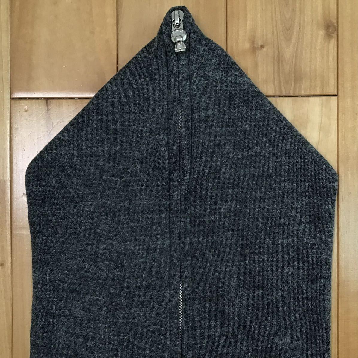 サングラス マイロ フルジップ パーカー Sサイズ a bathing ape BAPE full zip hoodie エイプ ベイプ アベイシングエイプ BABY MILO 087