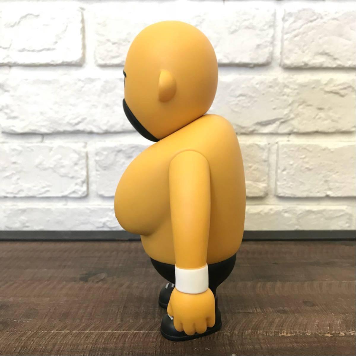 武藤 啓司 フィギュア Mr.610 ソフビ a bathing ape BAPE PLAY bapesta プロレスリング プロレス マイロ 全日本プロレス 新日本プロレス