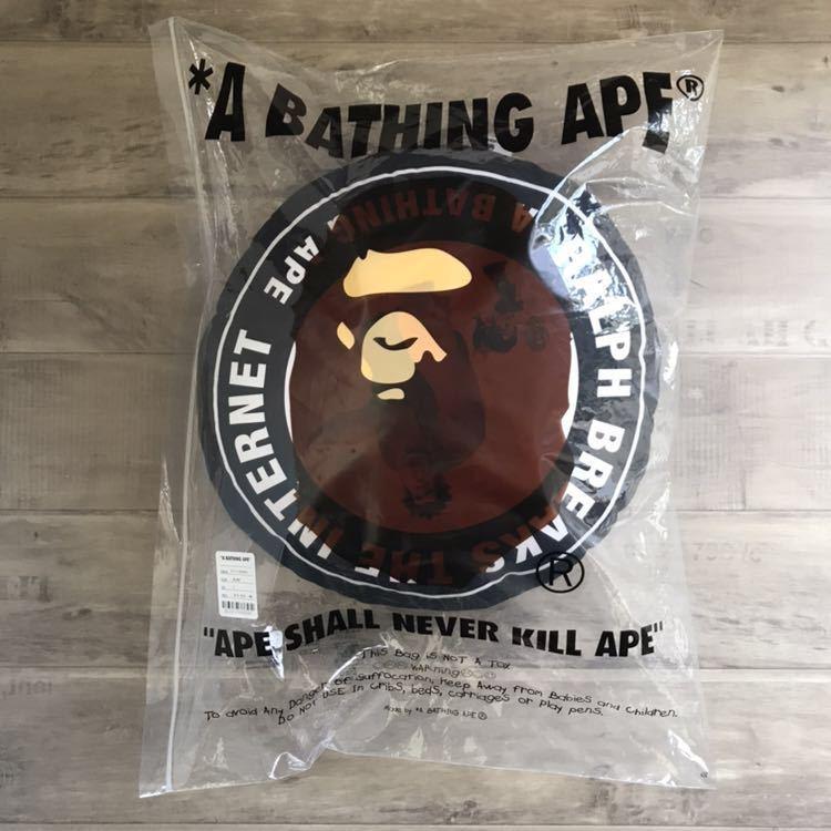 ★新品★ シュガーラッシュ クッション a bathing ape bape ralph breaks the internet disney ディズニー エイプ ベイプ