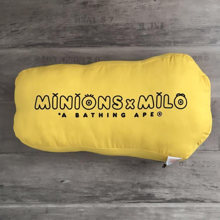 ★激レア★ MINIONS × マイロ クッション a bathing ape BAPE baby milo ミニオン エイプ ベイプ アベイシングエイプ cushion