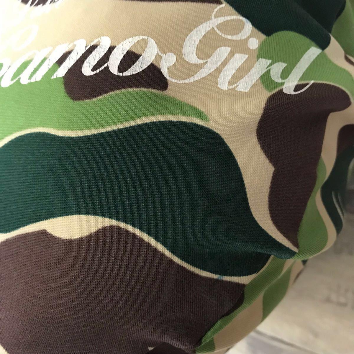 ★激レア★ 特大クッション bape a bathing ape エイプ ベイプ アベイシングエイプ ABC camo cushion ABCカモ クッション furniture nigo