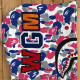 ★新潟限定★ niigata city camo シャーク パーカー XLサイズ shark full zip hoodie a bathing ape BAPE エイプ ベイプ 都市限定 nigo