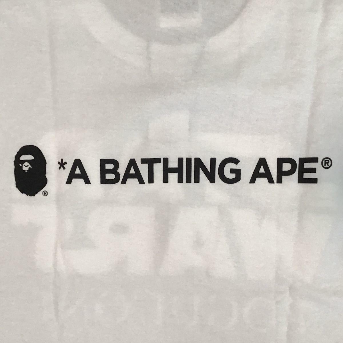 ★新品★ starwars × BAPE Tシャツ Sサイズ a bathing ape スターウォーズ エイプ ベイプ アベイシングエイプ milo ダースベイダー y698