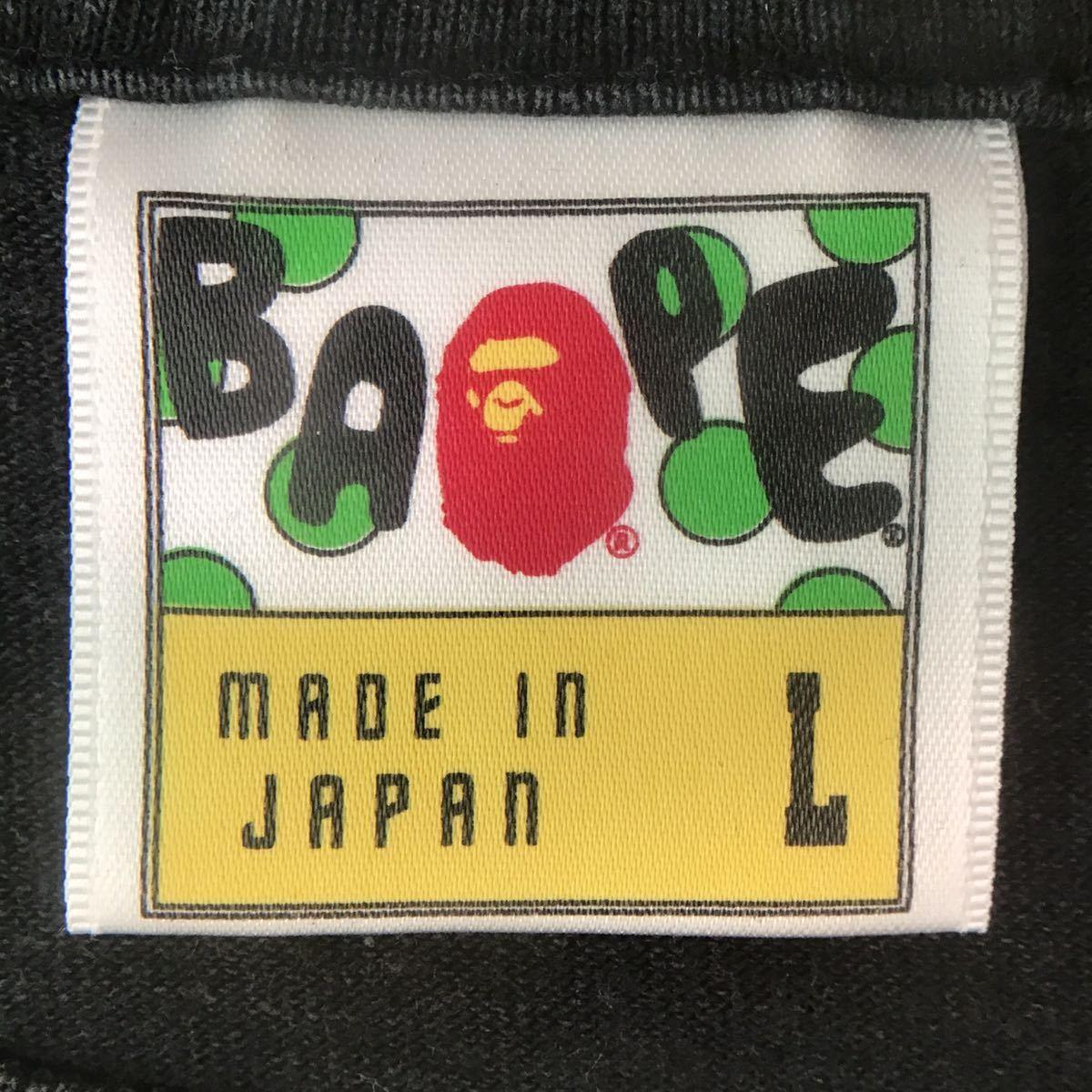 ★新潟限定★ niigata city camo mad face Tシャツ Lサイズ a bathing ape bape エイプ ベイプ アベイシングエイプ store limited color 12