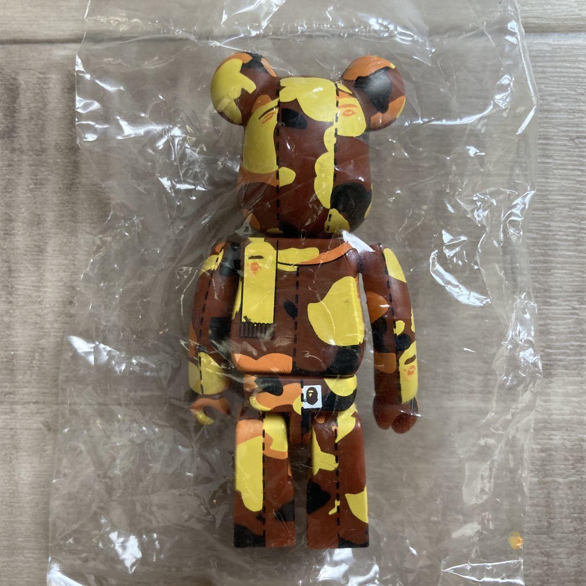 ★未開封★ シークレット BAPE PLAY シリーズ2 ベアブリック 100% BE@RBRICK a bathing ape BAPE camo メディコムトイ medicom toy