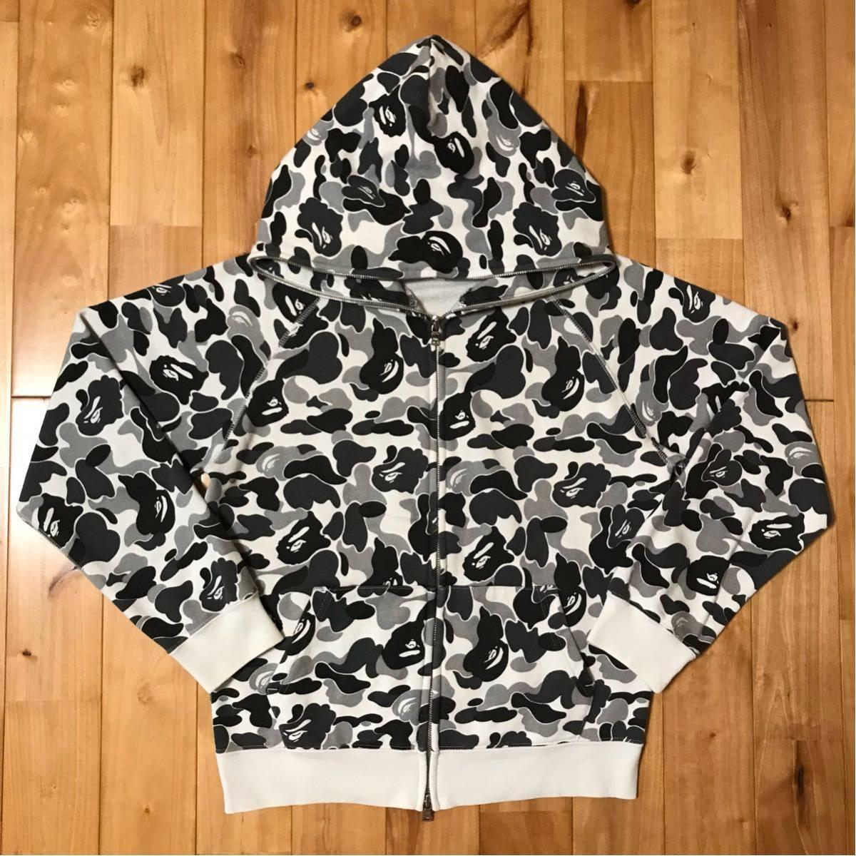 ★原宿限定★ APEE パーカー レディース S a bathing ape bape store limited camo hoodie エイプ ベイプ harajuku color 都市限定 nigo