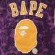 ★激レア★ Mitchell&Ness LAKERS WARM UP JACKET Mサイズ a bathing ape BAPE basketball レイカーズ ベイプ エイプ snoop dog 着用モデル