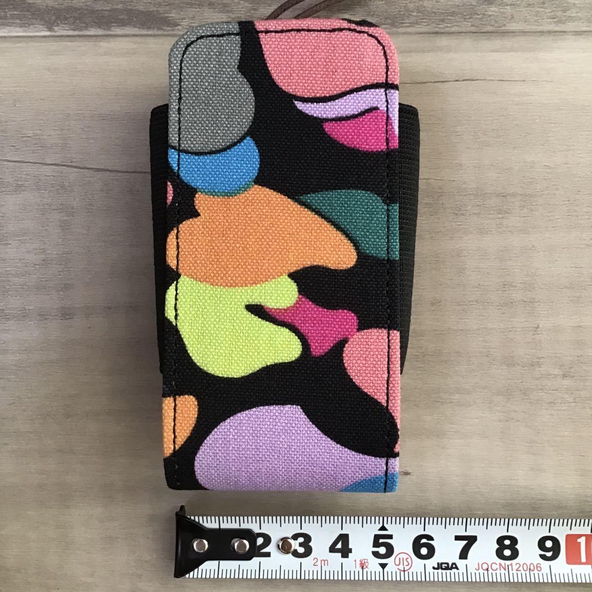マルチカモ スマホケース ガジェットケース a bathing ape bape multi color camo エイプ ベイプ アベイシングエイプ 迷彩 iPhone