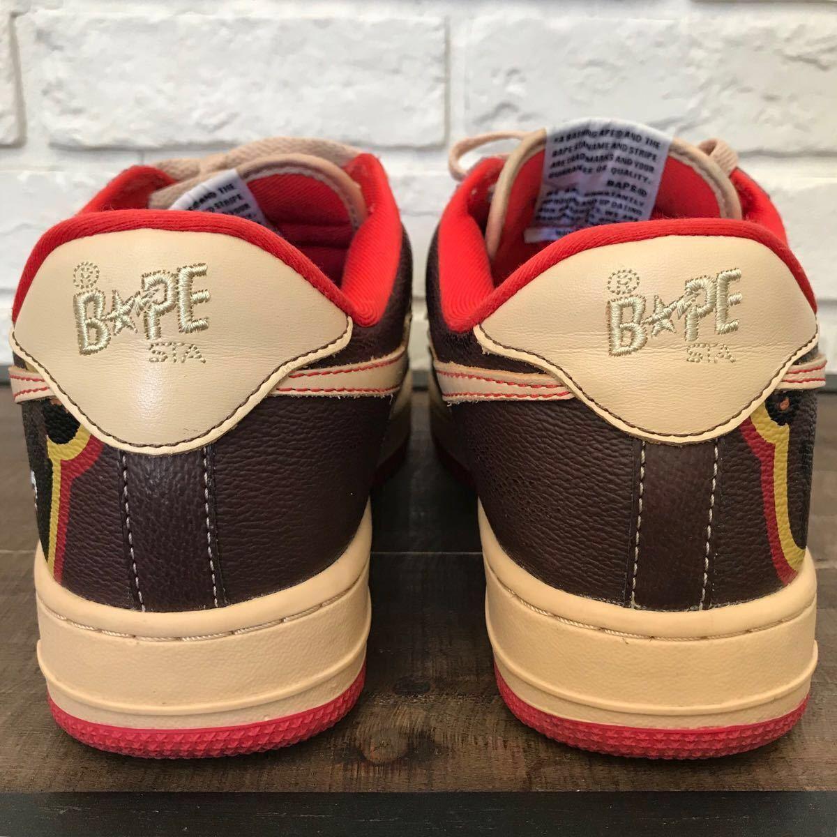 ★激レア★ BAPESTA kanye west 27cm a bathing ape BAPE STA ベイプスタ カニエ エイプ ベイプ スニーカー sneakers pharrell kaws nigo