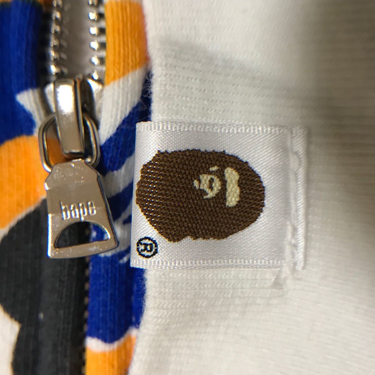 ★前橋限定★ maebashi store limited color camo シャーク パーカー shark full zip hoodie a bathing ape BAPE city ベイプ 都市限定
