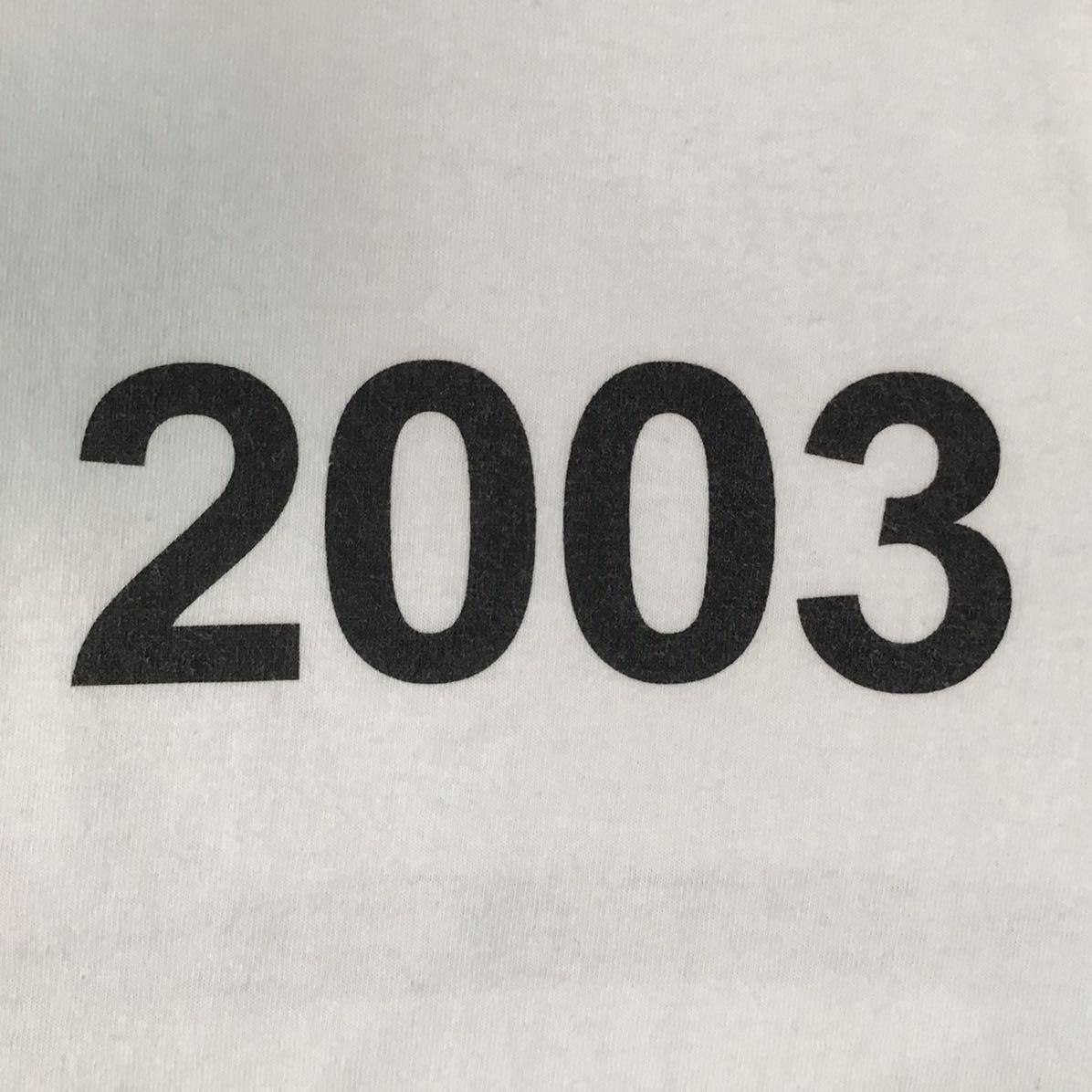 ★激レア★ futura × bape gallery Tシャツ Mサイズ a bathing ape エイプ ベイプ アベイシングエイプ フューチュラ 2003年 NIGO m25