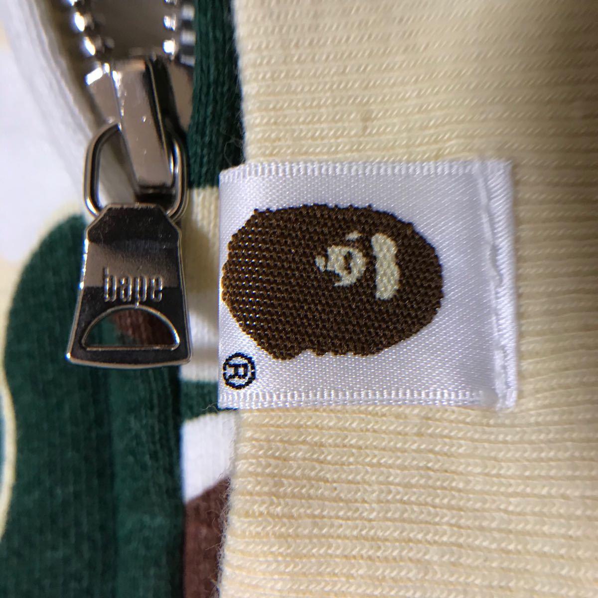 ★鹿児島限定★ kagoshima store limited color camo シャーク パーカー shark full zip hoodie a bathing ape BAPE city ベイプ 都市限定