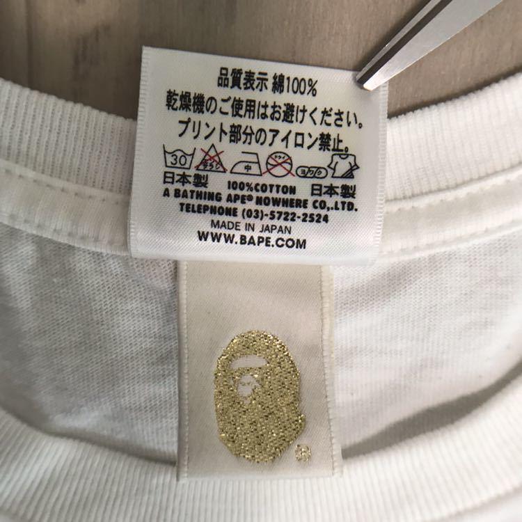 ★激レア★ クロムハーツ bape レディース Tシャツ XSサイズ a bathing ape Chrome Hearts エイプ ベイプ アベイシングエイプ milo マイロ