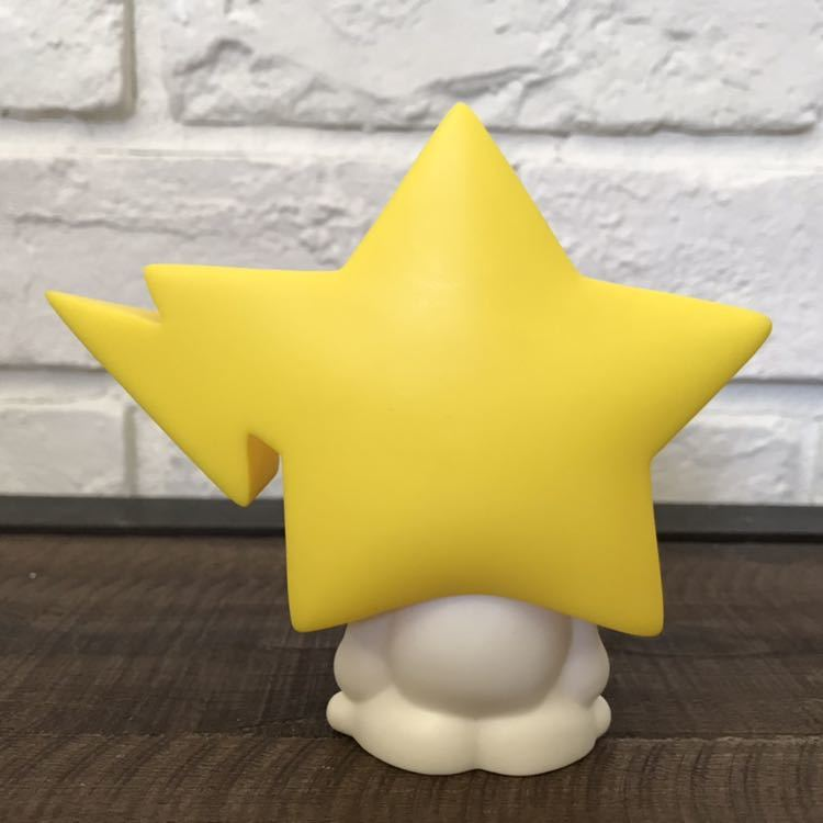 ★激レア★ bapesta フィギュア a bathing ape bape play sta エイプ ベイプ アベイシングエイプ スター star figure nigo yellow