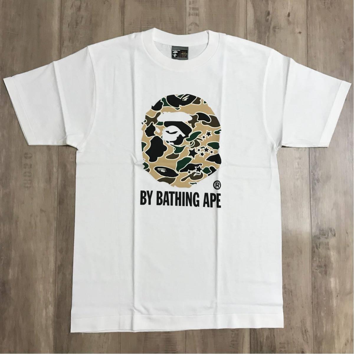 ★新品★ sta camo big head Tシャツ Mサイズ a bathing ape bape エイプ ベイプ アベイシングエイプ psyche サイケカモ 裏原宿 nigo 迷彩