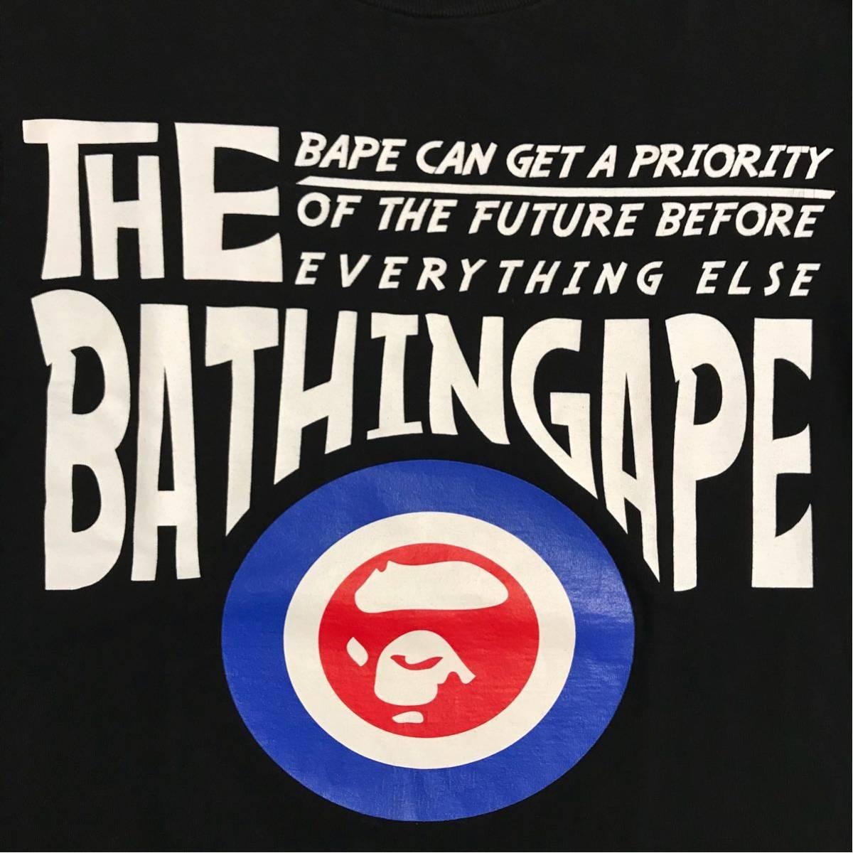★レア★ 初期 ビートルズ ロゴ ロンT Sサイズ 90s a bathing ape bape エイプ ベイプ アベイシングエイプ ビンテージ 裏原宿 nowhere nigo