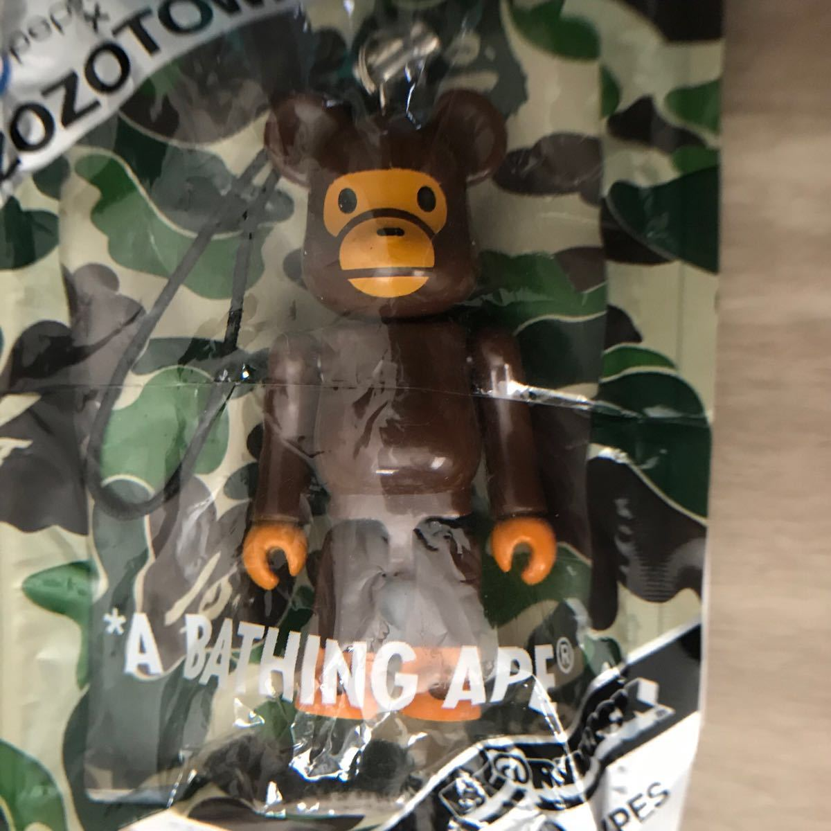 pepsi × bape BE@RBRICK a bathing ape エイプ ベイプ アベイシングエイプ ペプシ コーラ ベアブリック strap ストラップ
