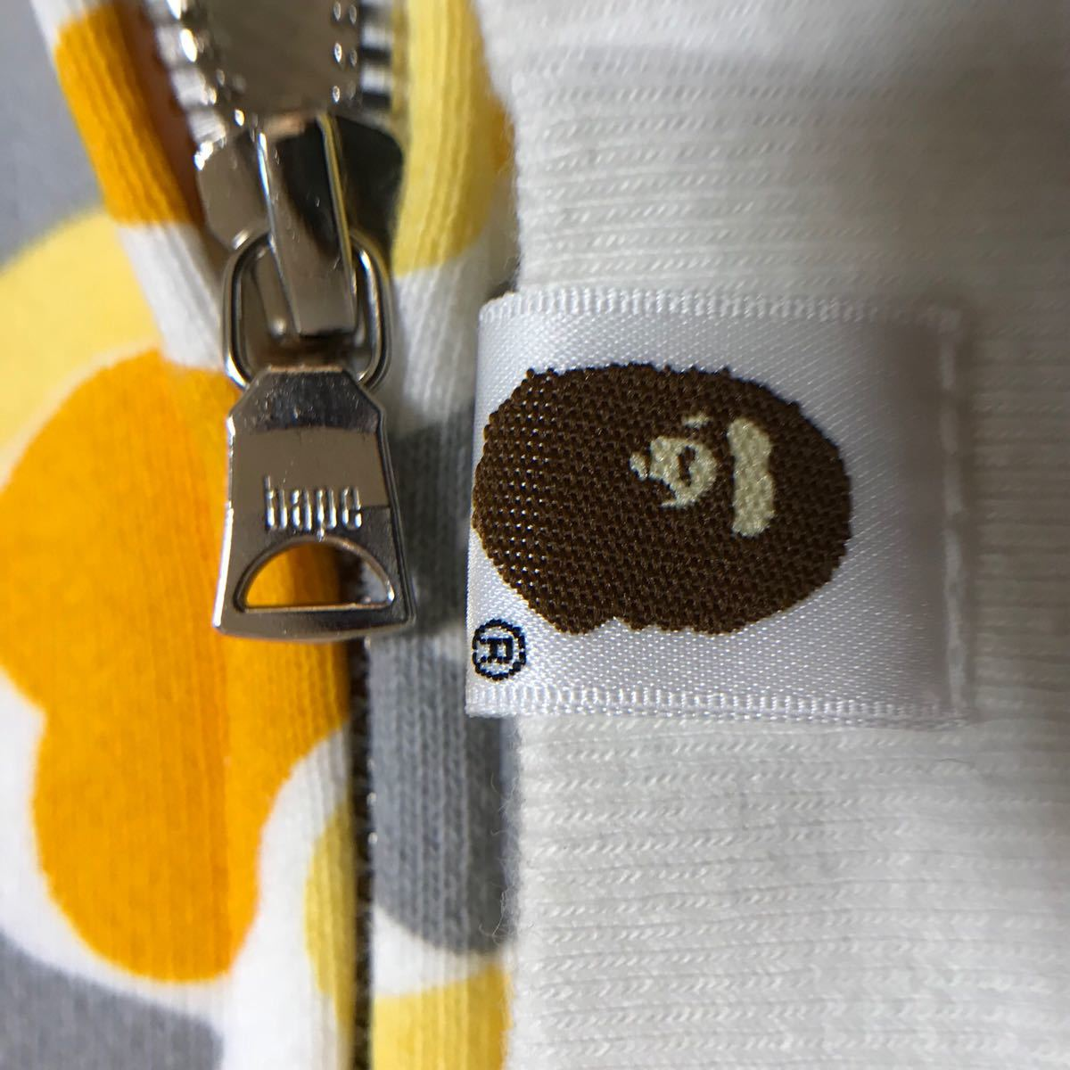 ★松山限定★ matsuyama store limited color camo シャーク パーカー shark full zip hoodie a bathing ape BAPE city ベイプ 都市限定