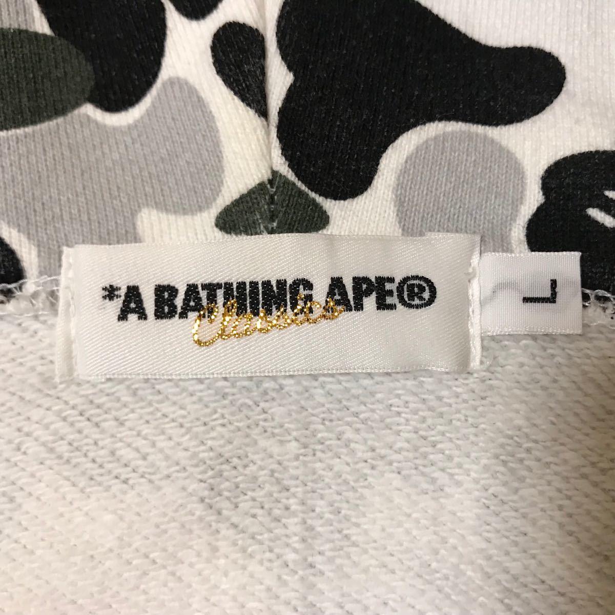 ★京都限定★ kyoto store limited color camo シャーク パーカー shark full zip hoodie a bathing ape BAPE city ベイプ 都市限定