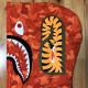 ★ソウル限定★ Seoul city camo シャーク パーカー Mサイズ shark full zip hoodie a bathing ape BAPE エイプ ベイプ 都市限定 迷彩 nigo