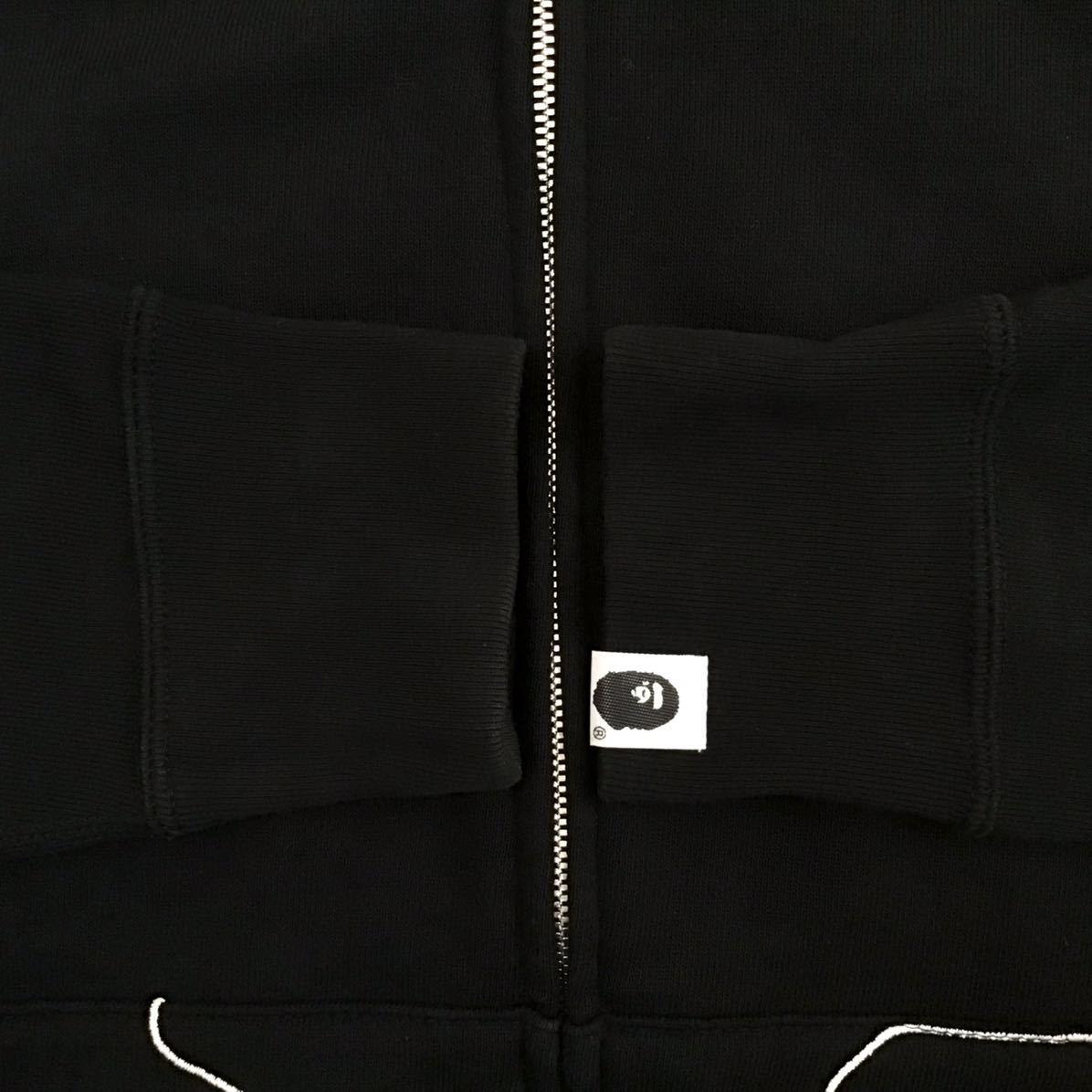 ★青山限定★ ホルスタイン パーカー Sサイズ Holstein full zip hoodie a bathing ape bape cow エイプ ベイプ アベイシングエイプ 58ja