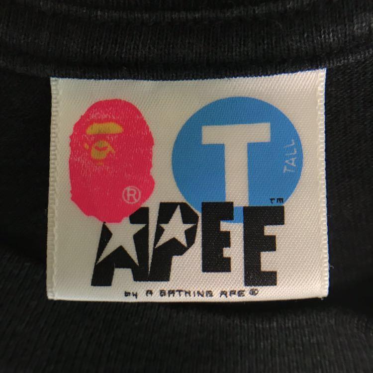 マルチカモ big head Tシャツ レディース tallサイズ a bathing ape bape candy camo multi エイプ ベイプ アベイシングエイプ ladies