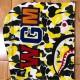 ★熊本限定★ kumamoto store limited color camo シャーク パーカー shark full zip hoodie a bathing ape BAPE city ベイプ 都市限定