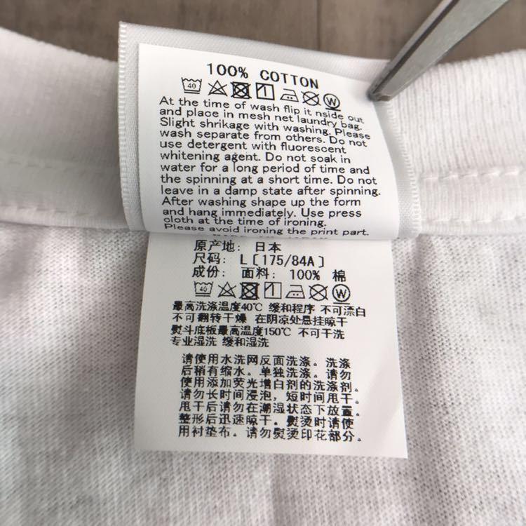 ★新品★ 仙台限定 sendai city limited color camo Tシャツ Lサイズ XXV 25周年 a bathing ape BAPE 25th anniversary エイプ ベイプ