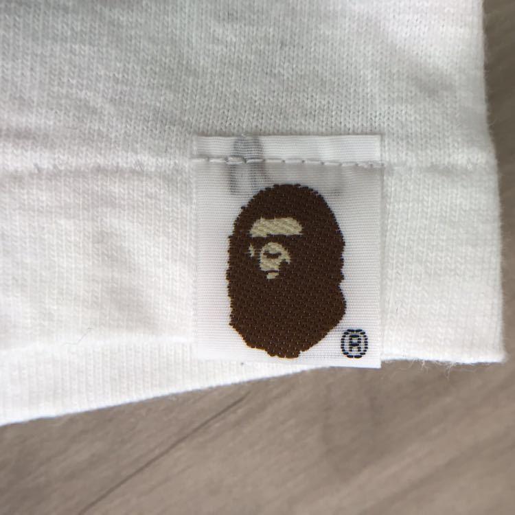 ★激レア★ psyche camo college logo Tシャツ Mサイズ サイケ a bathing ape bape エイプ ベイプ アベイシングエイプ sta camo サイケカモ