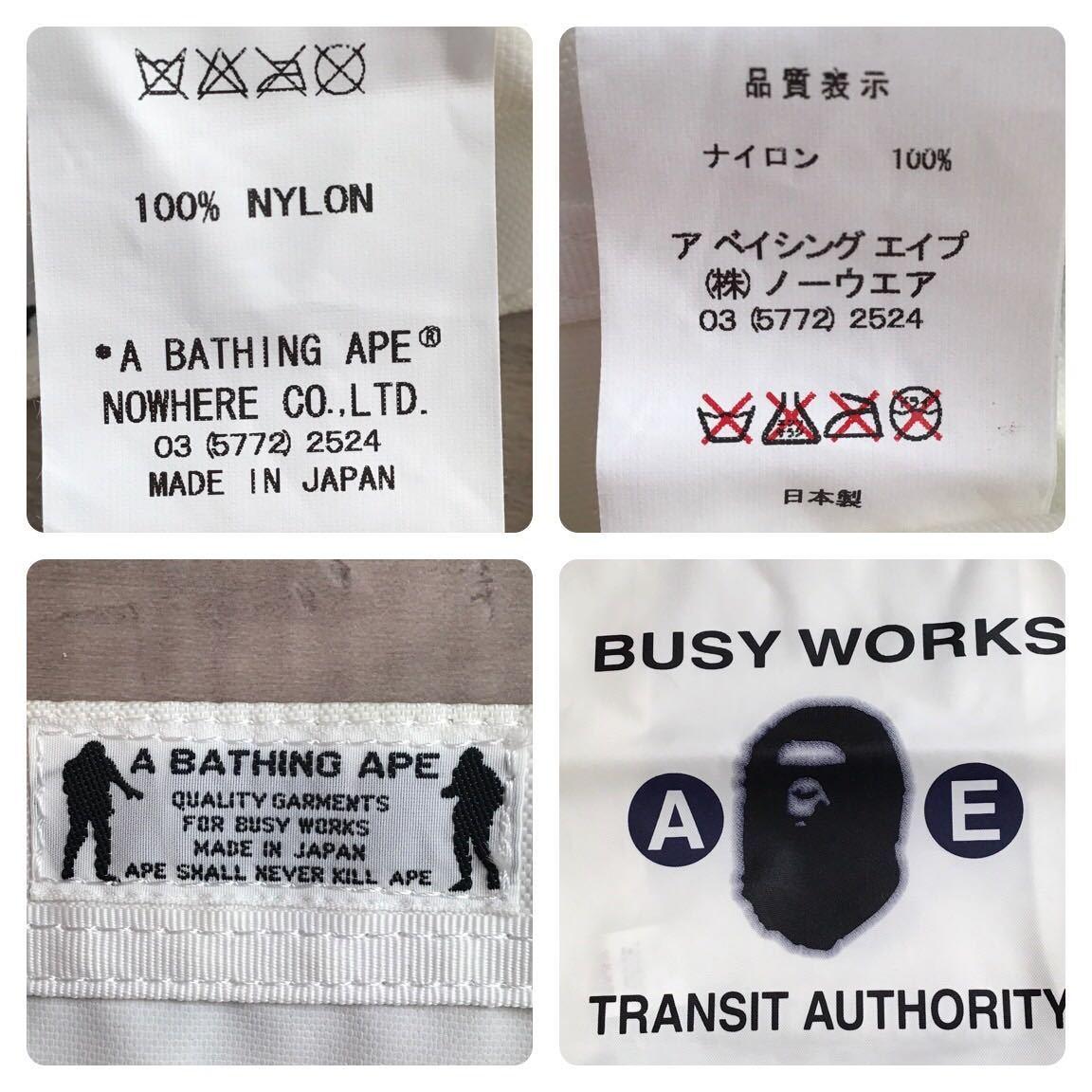 stash × bape トートバッグ a bathing ape エイプ ベイプ アベイシングエイプ tote bag スタッシュ NIGO 3236