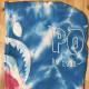 タイダイ シャーク パーカー Lサイズ shark full zip hoodie TIE DYE a bathing ape bape エイプ ベイプ アベイシングエイプ PONR ee5