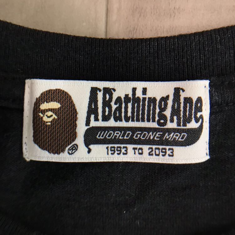 ★激レア★ Disney × a bathing ape Tシャツ bape ディズニー 限定 ミッキー D24 エイプ ベイプ ABCカモ ミッキーマウス mickey ABC camo