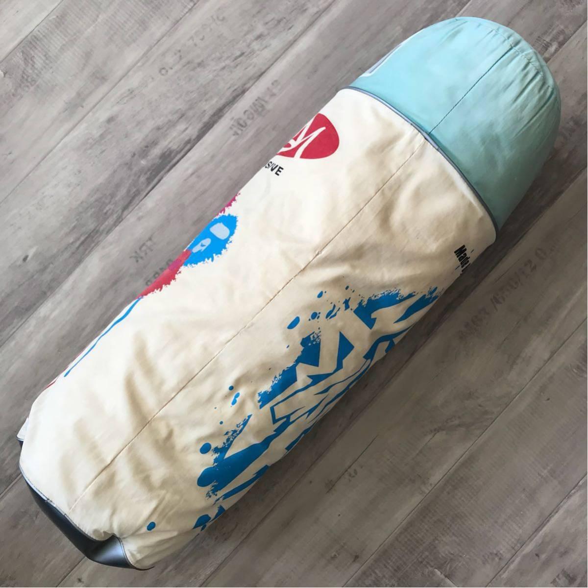 ★激レア★ 特大スプレー缶 クッション stash bape a bathing ape エイプ ベイプ futura スプレー 缶 スタッシュ 初期 spray can cushion