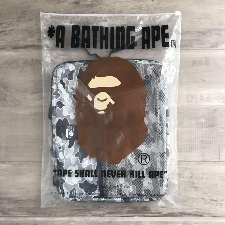 ★新品★ PCケース bape sta camo psyche サイケ a bathing ape エイプ ベイプ アベイシングエイプ カバン 鞄 bag トート バッグ 裏原宿
