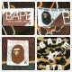 ★リバーシブル★ 1st camo × neon camo 長袖スウェット a bathing ape bape reversible sweat エイプ ベイプ アベイシングエイプ 迷彩 63