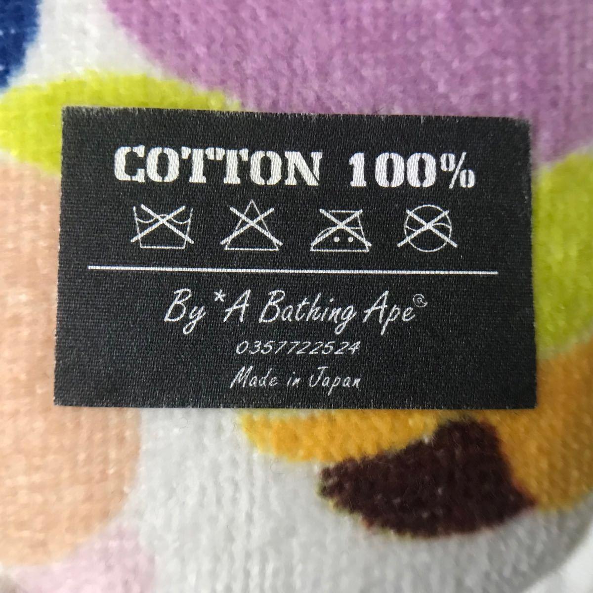 ★新品★ 初期 マルチカモ スリッパ a bathing ape BAPE multi camo Slippers vintage candy エイプ ベイプ アベイシングエイプ nigo A